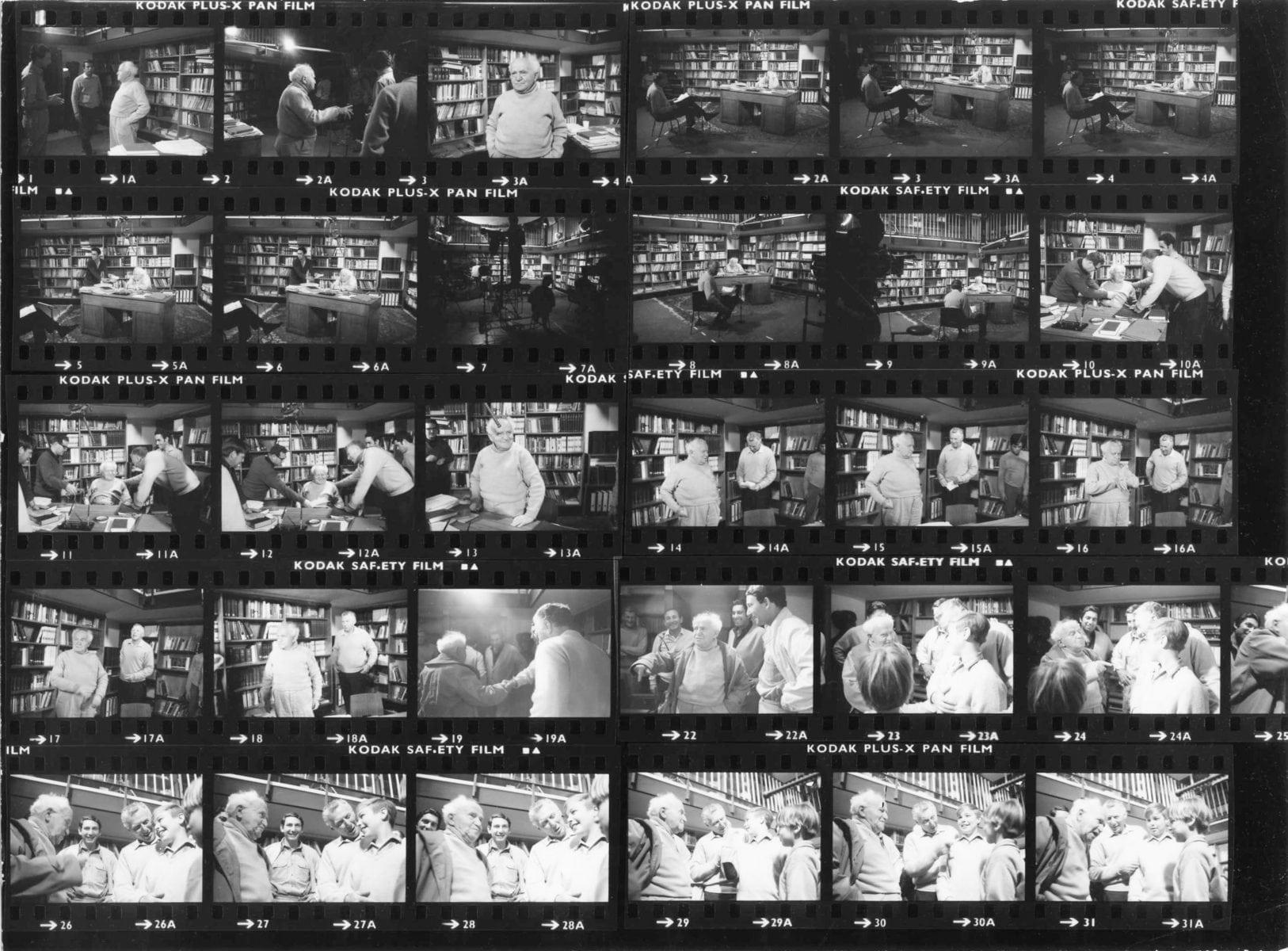 Ben Gurion, Epilogue - go2films