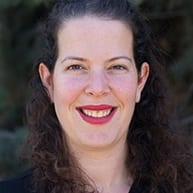 Sheli Cohen Riter,  Israeli Distribution  and Office Manager